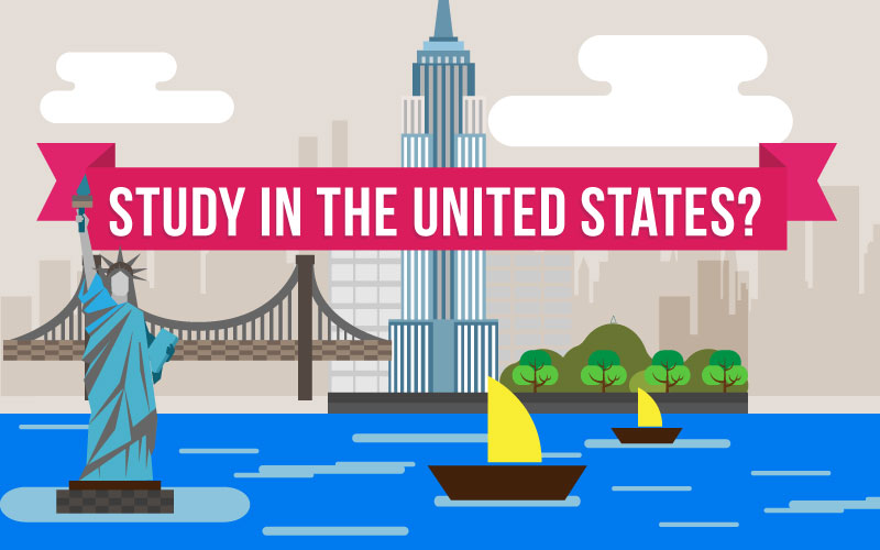 Study in the US - All you need to know about studying in the US