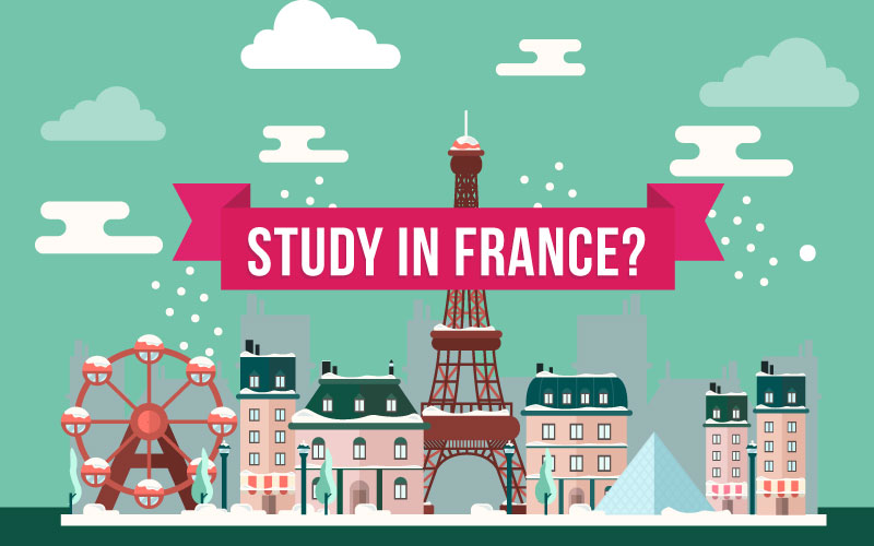 Study in the France - All you need to know about studying in the France