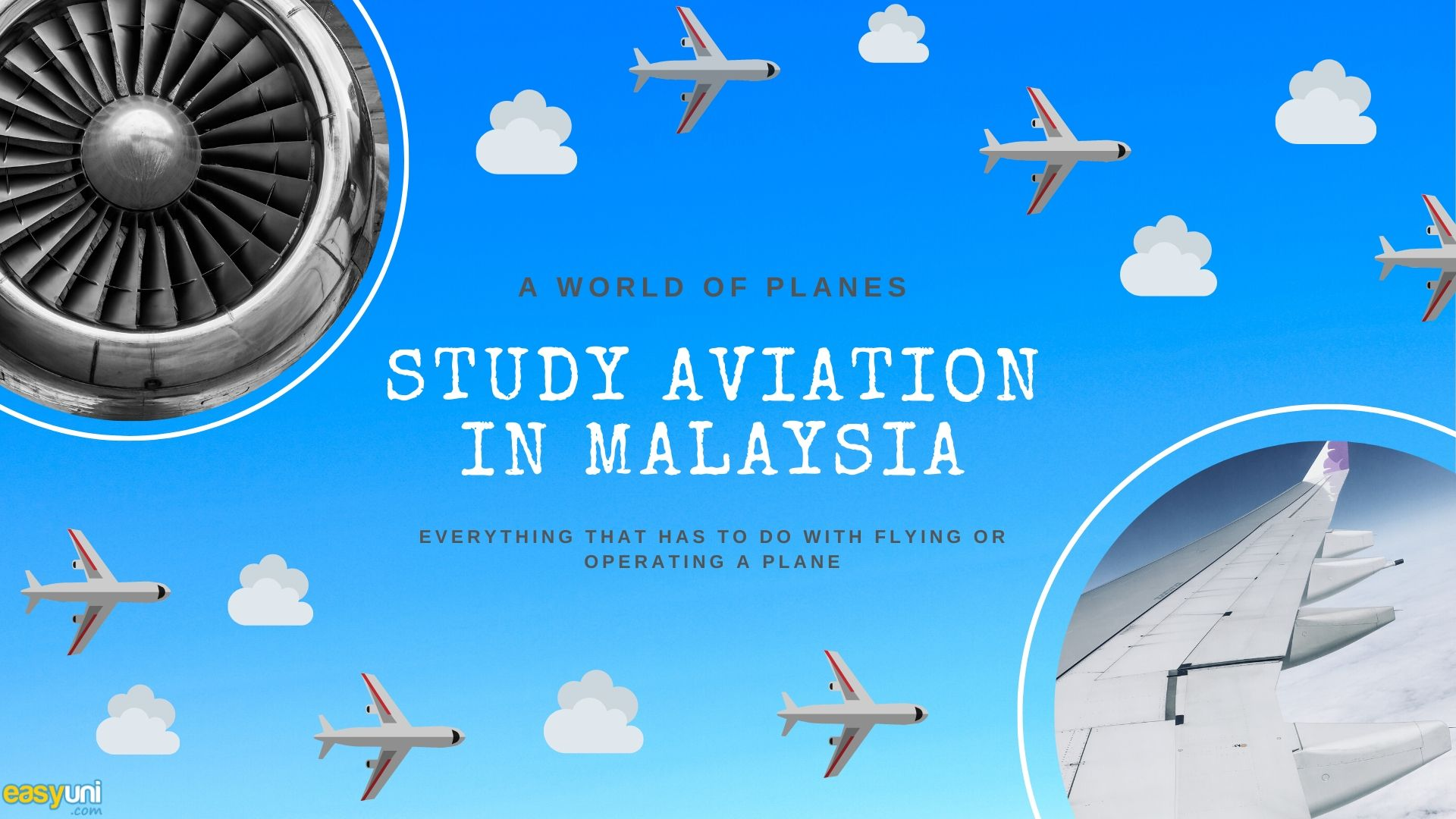Study aviation in Malaysia - everything you need to know